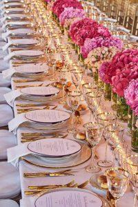 اجاره میز شام مجالس