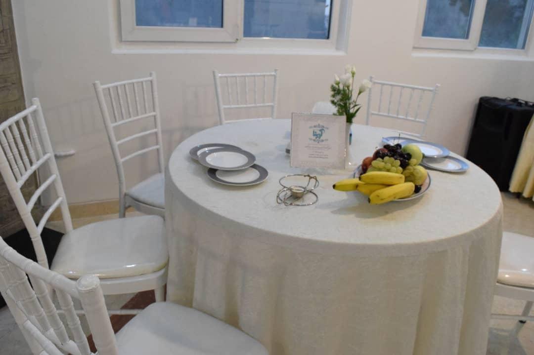 اجاره میز و صندلی مجالس